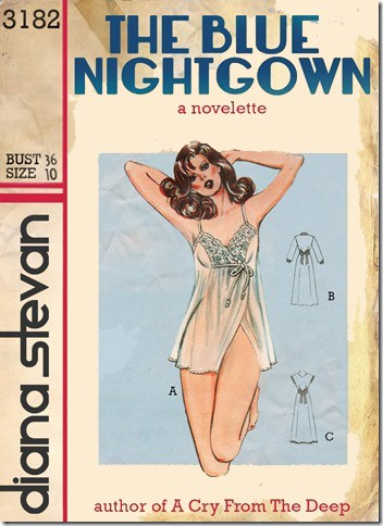 Book Launch of THE BLUE NIGHTGOWN